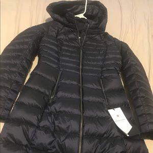 NWT Lululemon Brave the Cold Jacket Deep Indigo 6